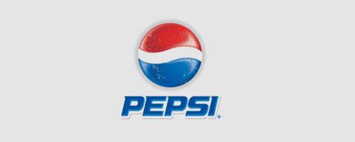 Logo của Pepsi được thiết kế bằng corel